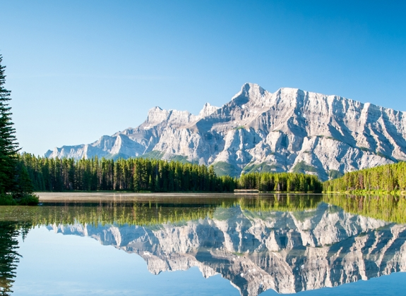 Banff Mount Rundle