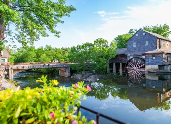 Pigeon Forge Tennessee mill