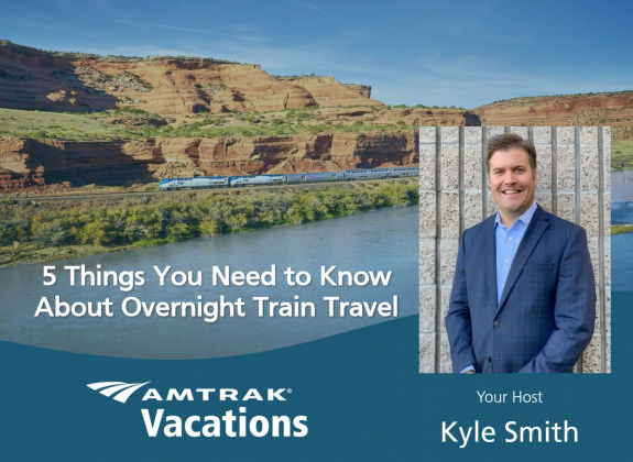 5 things you need to know about overnight rails vacations on amtrak webinar cover image