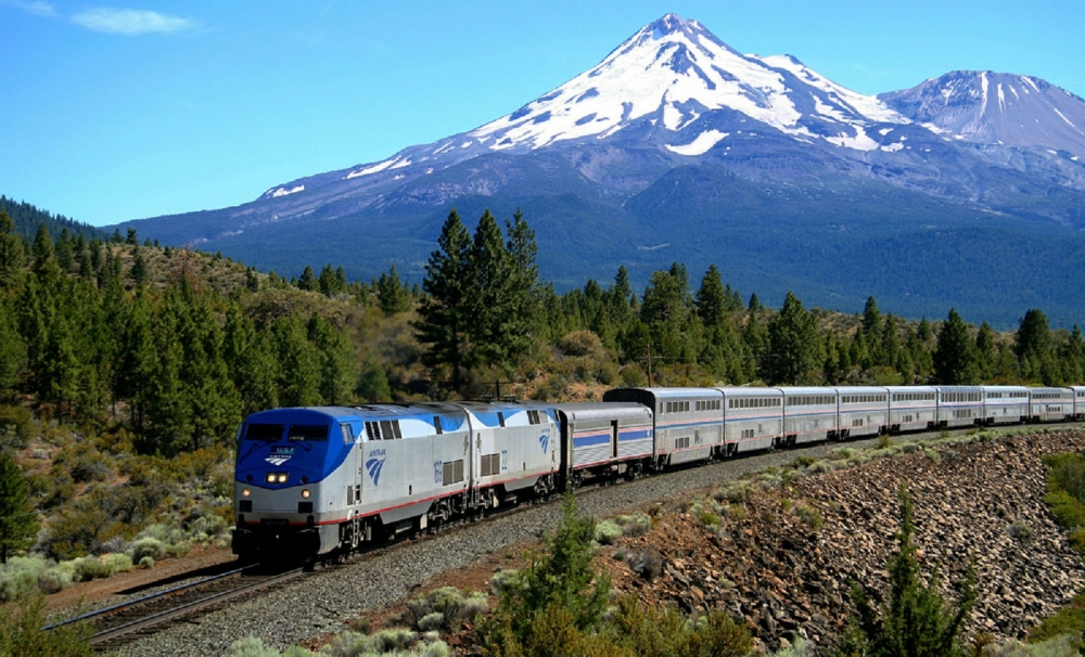 Grand National Parks with Grand Canyon, Yosemite and Glacier National Park